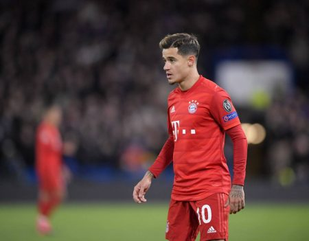 Philippe Coutinho FC Bayern München Champions League
