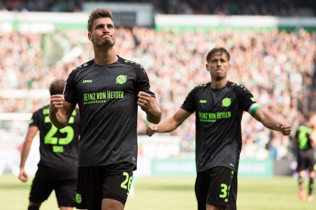 Hendrik Weydandt Hannover 96 Werder Bremen