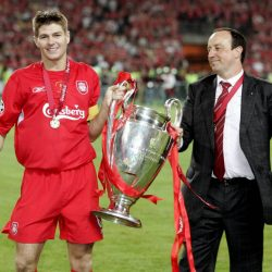 Rafa Benitez reveals UCL final superstition