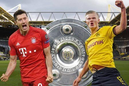 Lewandowski, Haaland, BVB, Bayern