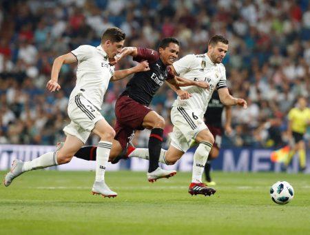 Real Madrid duo facing medical tests