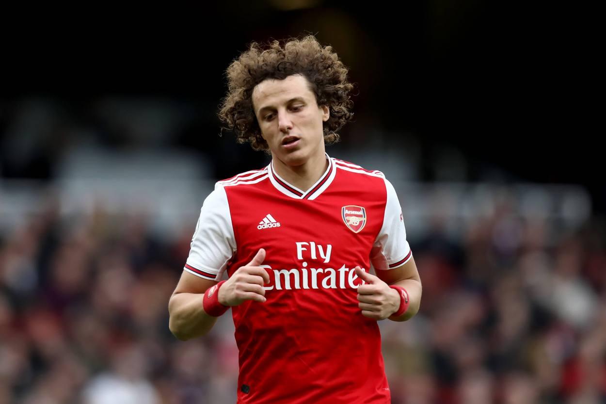 Liverpool Make Key Loan Decision Latest On David Luiz Arsenal