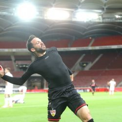 VfB Stuttgart Hamburger SV 3:2 Gonzalo Castro