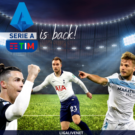 Serie A is back