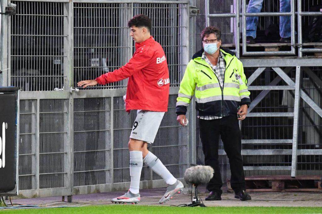 Kai Havertz Bayer Leverkusen SC Freiburg