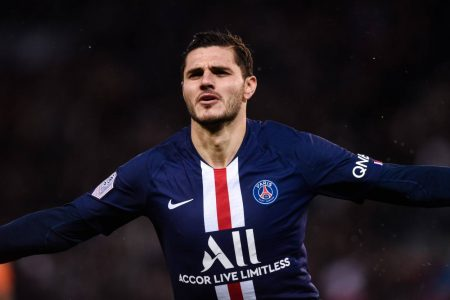 PSG make early summer move for the striker
