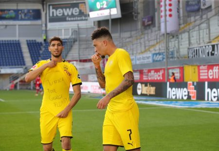 After last week's clasico defeat, Borussia Dortmund came out with the perfect response as Lucien Favre's men beat SC Paderborn by 6:1.
