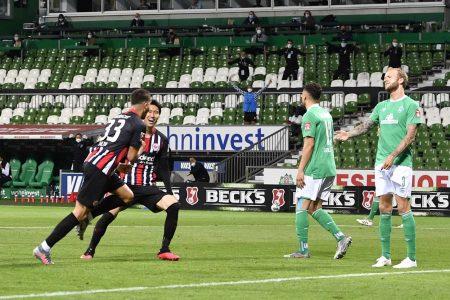 Werder Bremen - Eintracht Frankfurt 0:3