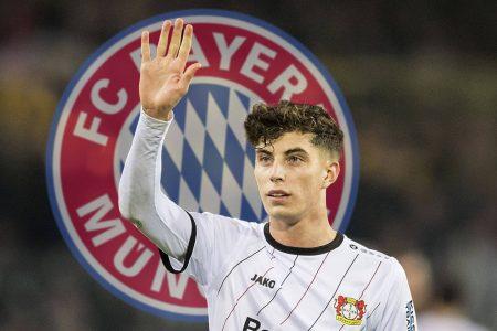 Bayern Munich make Kai Havertz transfer decision