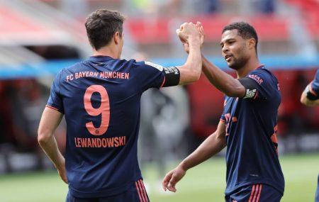 Bundesliga Roundup: Bayern win again