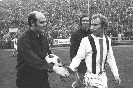FC Bayern gegen Bor. M'gladbach: Das Top-Spiel der 70-er Jahre