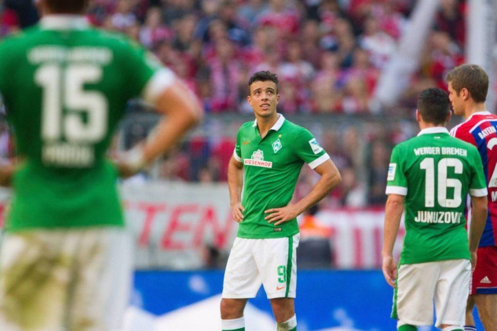 Franco di Santo und Werder Bremen: Ratlos und ohne Torschuss in München.