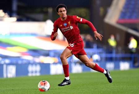 Alexander-Arnold, Premier League, match, Liverpool