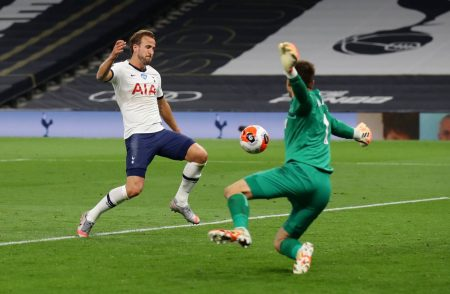 Harry Kane Tottenham Hotspur West Ham United
