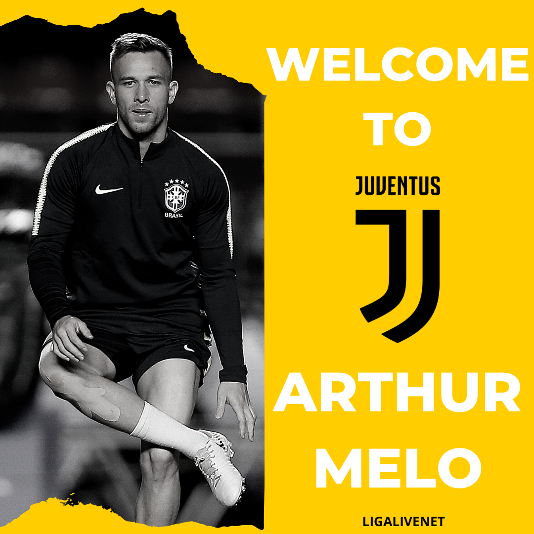 Arthur Melo Has Signed For Juventus - LigaLIVE