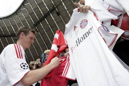 In Bremen ein Star, beim FC Bayern ein Flop: Tim Borowski.