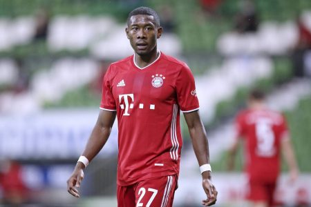 Chelsea chasing Bayern left-back