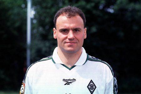 Martin Schneider lief lange Zeit für Gladbach auf.