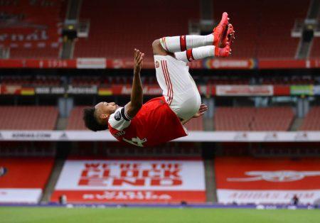Aubameyang, FC Arsenal