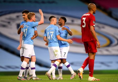 Manchester City, FC Liverpool