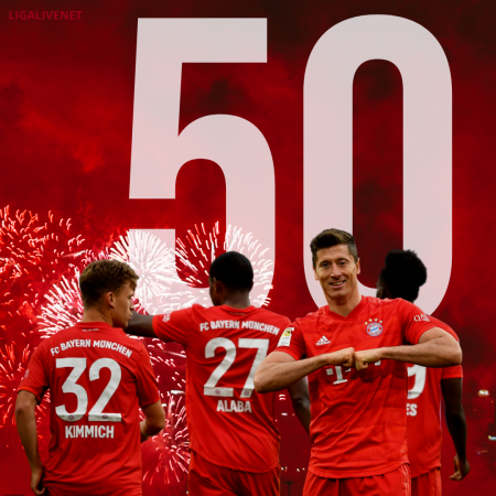 FC Bayern München DFB Pokal 2019/20