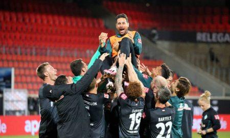 Pizarro, Werder Bremen