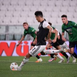 Ronaldo saves Juventus against Atalanta