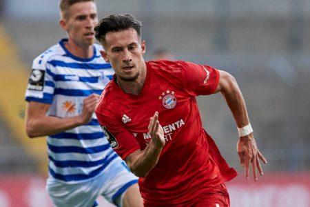 Nicolas Kühn, Bayern München
