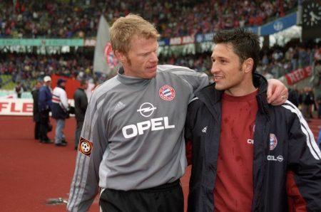 Der FC Bayern war eine NUmmer zu große für den Spieler Niko Kovac.