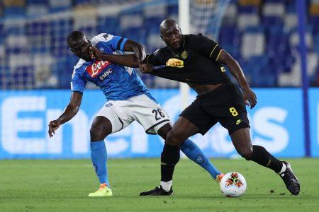 Lukaku, Koulibaly SSC Neapel, Inter Mailand,