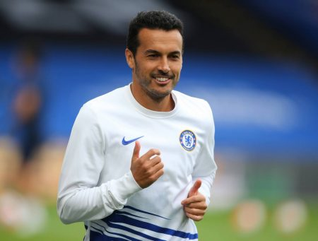 Chelsea boss Frank Lampard pays tribute to Pedro afte his last league game for the Blues as he is set to join Serie A side AS Roma.