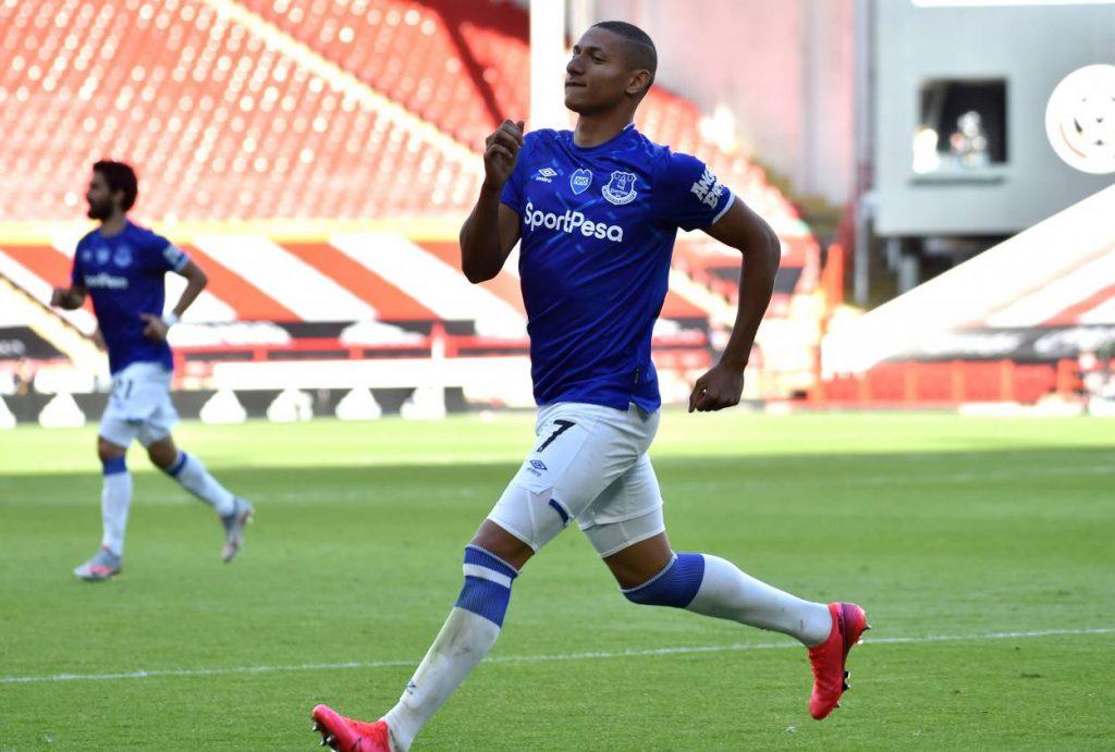 Everton star Richarlison hints at potential departure