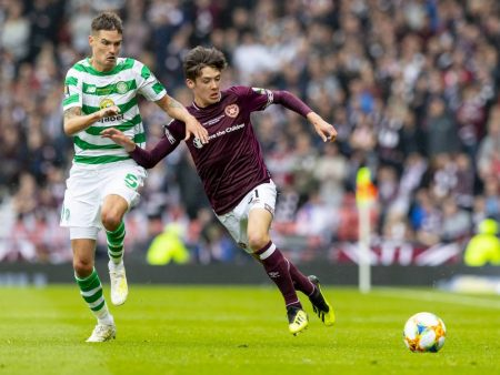 Aaron Hickey, Heart of Midlothian